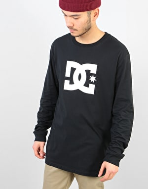 DC Star L/S T-Shirt - Black