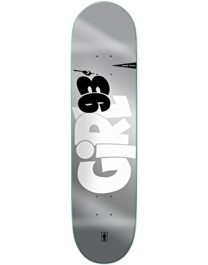 Girl Mike Mo Sign Painter Skateboard Deck - 8.125