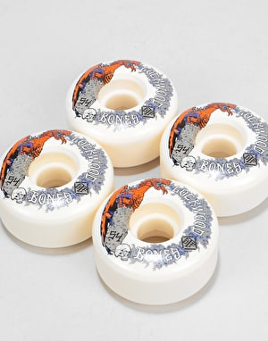 Bones Lockwood Dragon V3 Slim STF Skateboard Wheel - 54mm