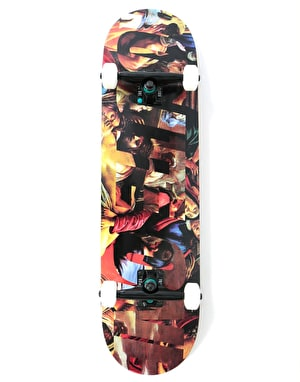Route One Old Masters II 'Baroque' Complete Skateboard - 8.25