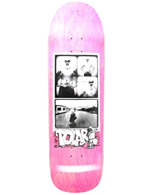 Polar Klez Menice To Society Skateboard Deck - 1991 Shape 9.25