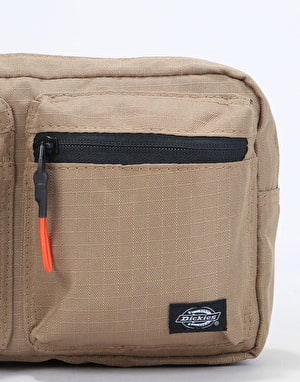 Dickies Fort Spring Cross Body Bag - Dark Khaki