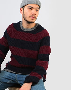 Element Fisher Sweater - Eclipse Navy