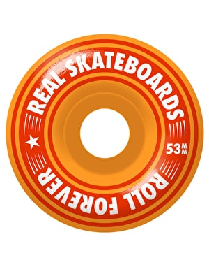 Real Oval Fades Complete Skateboard - 8.25