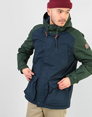 Element Valdez Two Tone Jacket - Eclipse Navy