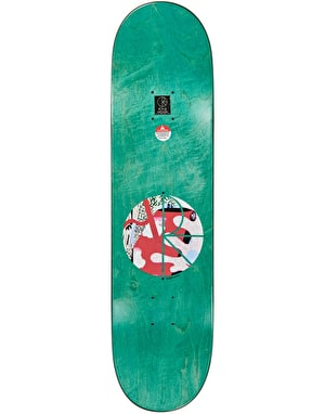 Polar Halberg Broken Ladder Skateboard Deck - 8