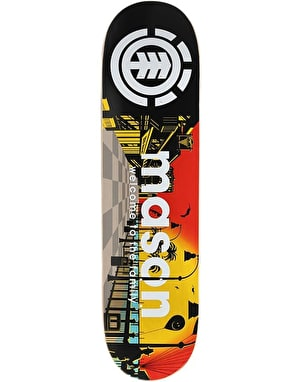 Element Mason Welcome Skateboard Deck - 8