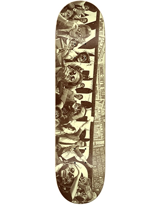 Anti Hero They Panic Skateboard Deck - 8.06""