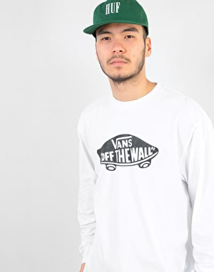 Vans OTW L/S T-Shirt - White/Black