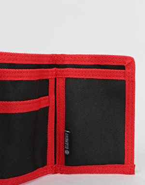Element Elemental Wallet - Black/Red
