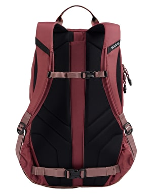 Burton Day Hiker 25L Pack - Rose Brown Flight Satin