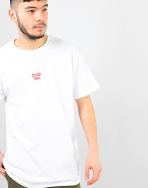 Route One Fuck 'Em T-Shirt - White/Red