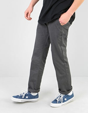 Volcom Frickin Modern Stretch Chino - Charcoal