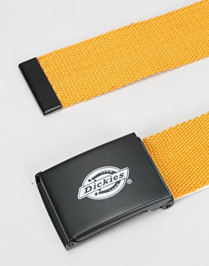 Dickies Orcutt Web Belt - Dijon
