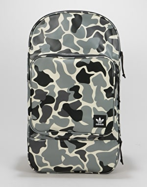 Adidas Street Camo Backpack - Multi