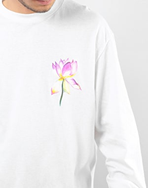 Diamond L'Amour Diamond L/S T-Shirt - White