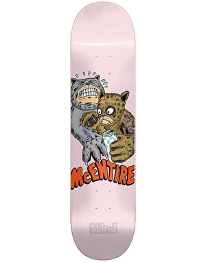 Blind x Fos McEntire Furry Skateboard Deck - 8