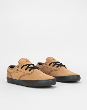 Globe Motley Skate Shoes - Tobacco Brown/Black