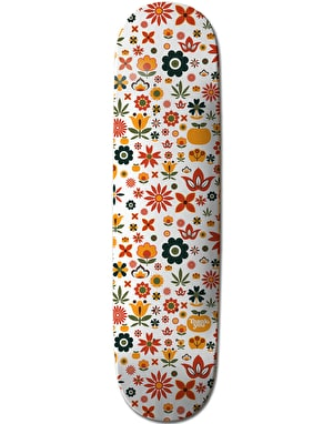 Thank You Pudwill Flower Power Skateboard Deck - 8.25
