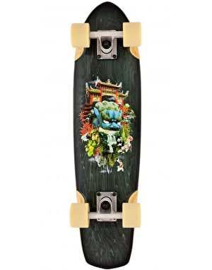 D Street Oriental 'Surreal Series' Cruiser - 7.25