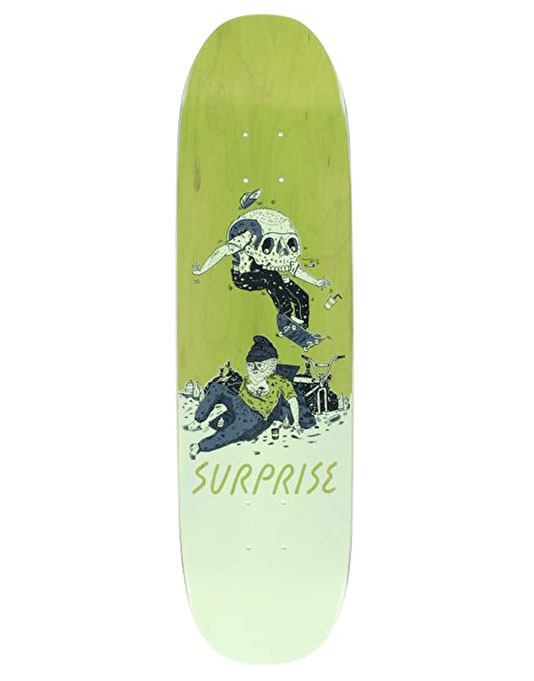 Surprise #SS6 Bum Team Deck - 8.25""