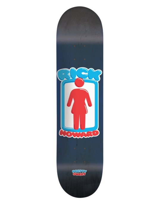Girl Howard Pretty Sweet Pro Deck - 7.875""