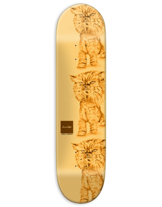 Chocolate Roberts Garvey Pro Deck - 8.375""