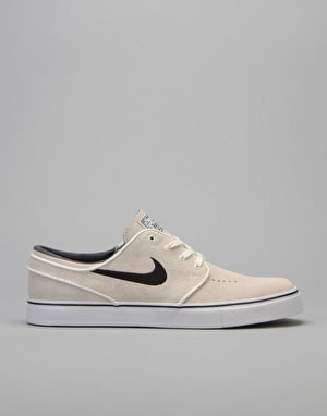 Nike SB Zoom Stefan Janoski  Skate Shoes - Summit White/Black-White