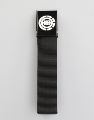 Element Beyond Web Belt - Flint Black