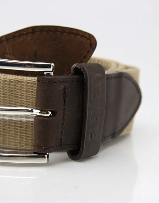 Element Divism Leather Belt