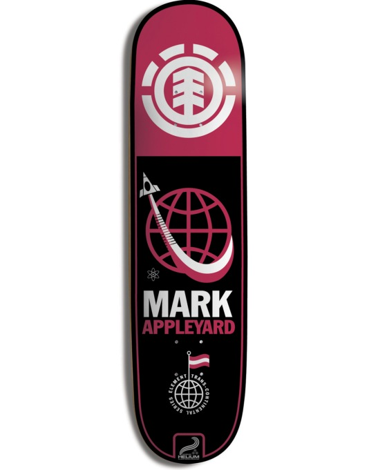 Element Appleyard Science Helium Pro Deck - 7.75""