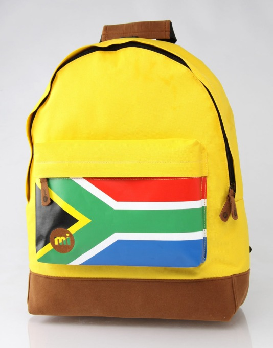 Mi-Pac Flag Backpack - South Africa