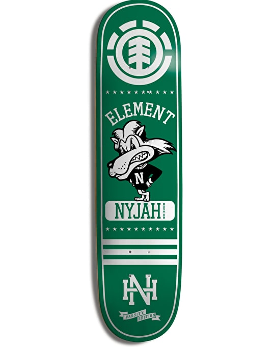 Element Nyjah Varsity Pro Deck - 8""