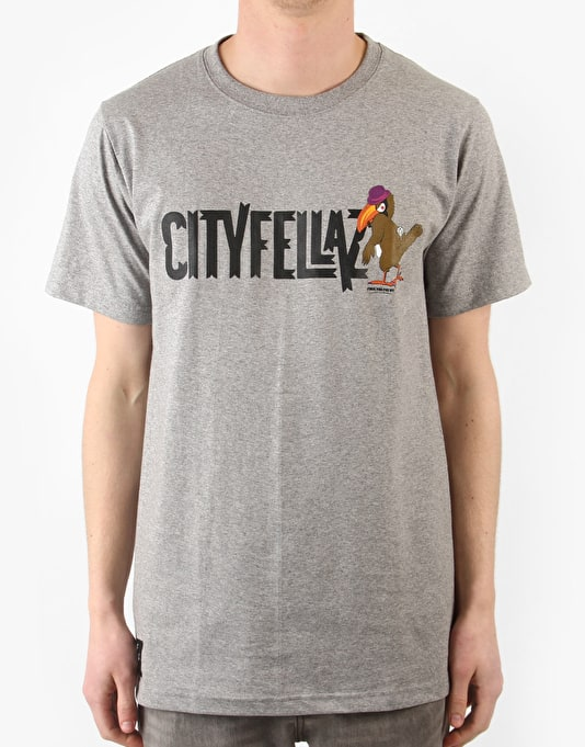 City Fellaz Hood T-Shirt