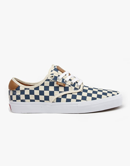 Vans Chima Ferguson Pro Skate Shoes - Checkerboard
