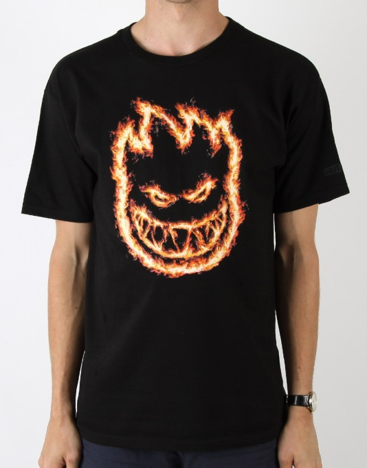 Spitfire Charred Remains T-Shirt