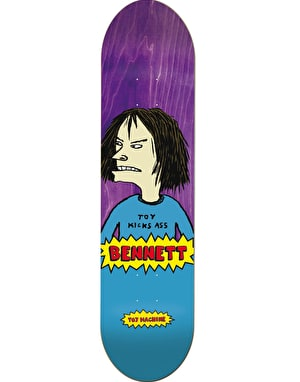 Toy Machine Bennett Beavis Pro Deck - 8.5