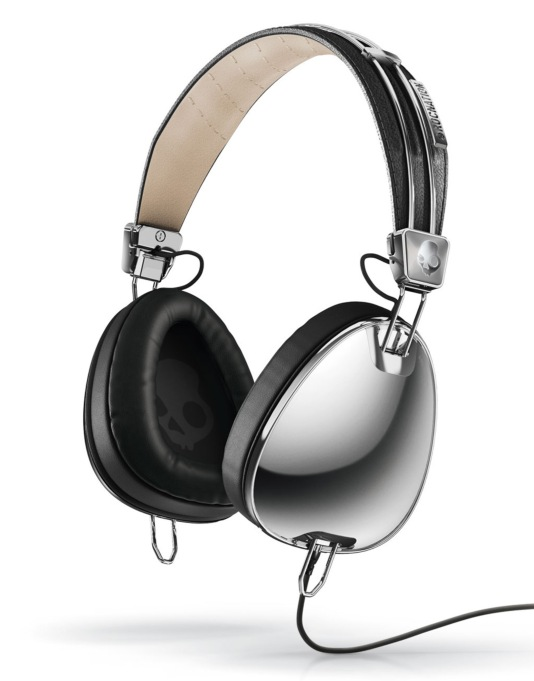 SkullCandy Aviator + Mic Headphones