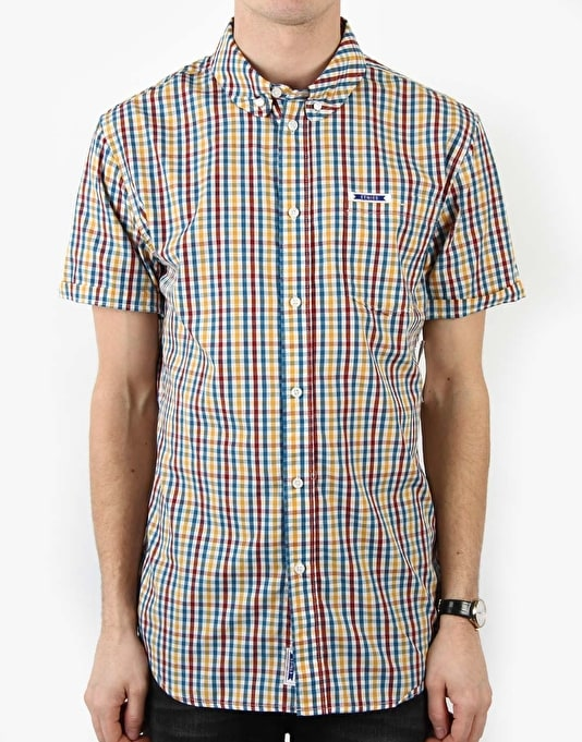Etnies Cabana Plaid Shirt