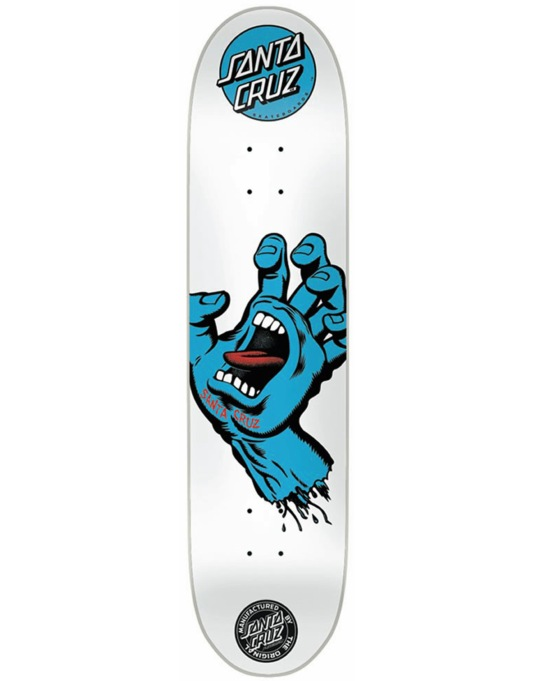 Santa Cruz Screaming Hand Team Deck - 8""