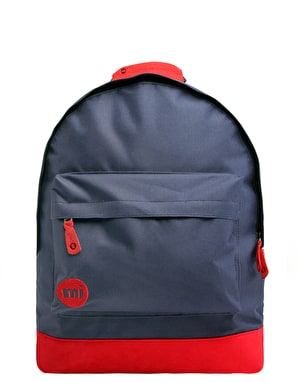 Mi-Pac Classic Backpack - Navy/Red
