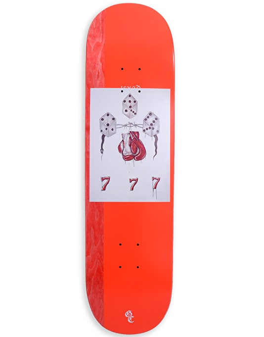 Quasi Crockett Rust [Two] Pro Deck - 8.5""