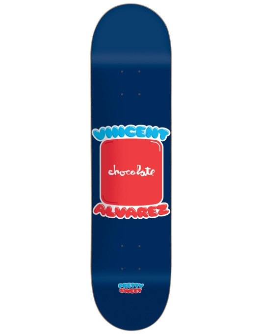 Chocolate Alvarez Pretty Sweet Pro Deck - 8.25""