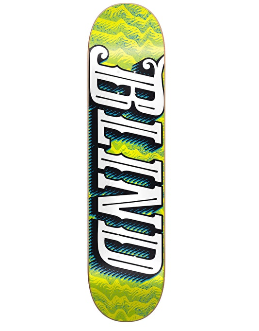 Blind Line Up Team Deck - 8""