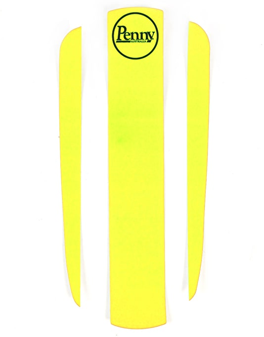 "Penny Underside 22"" Sticker Set - Yellow"