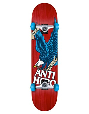 Anti Hero Rise Above Woodgrain Complete - 7.75