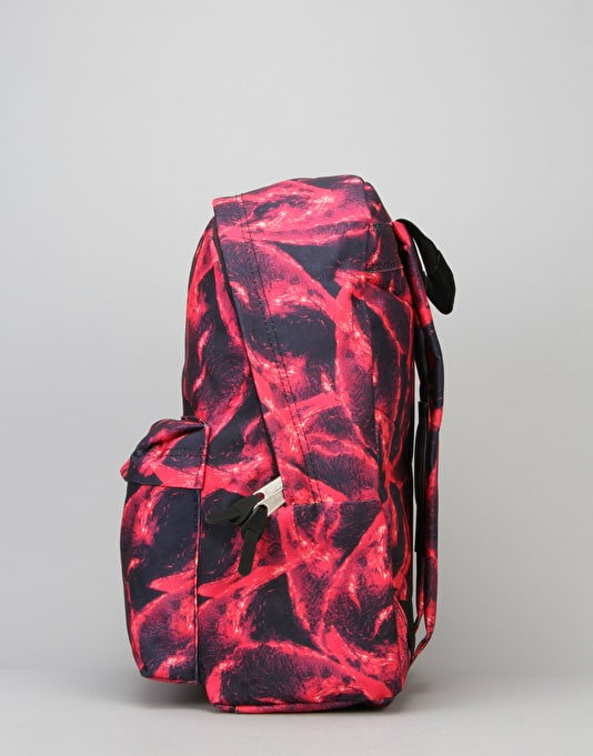 Hype Firewall Pocket Backpack - Black/Red
