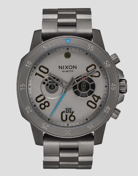Nixon x Star Wars Ranger Chrono Watch - Millennium Falcon Gunmetal