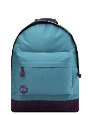 Mi-Pac Classic Backpack - Pine/Navy