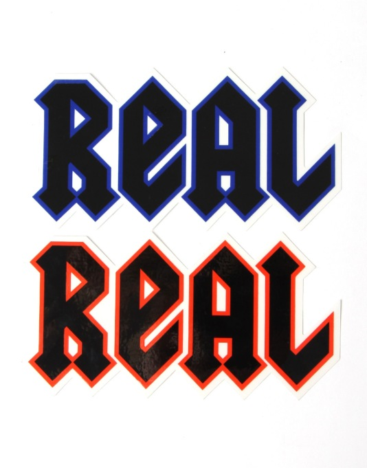 Real Deeds Sticker
